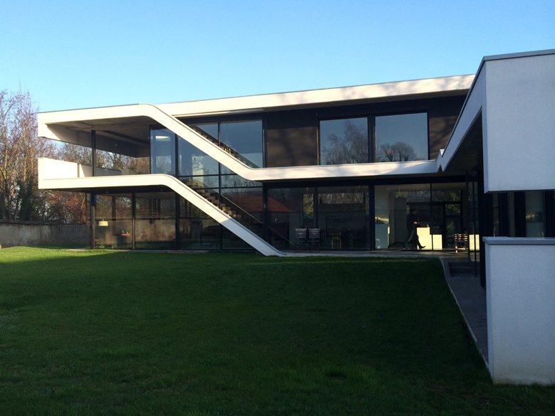 Les 10 plus belles maisons d architectes de l ann e 2014 - Les plus belles maisons en bois ...