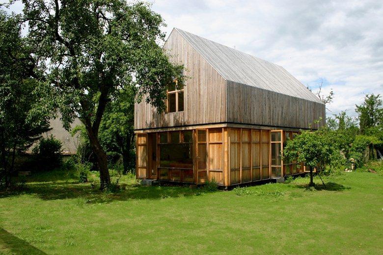 maison naturelle