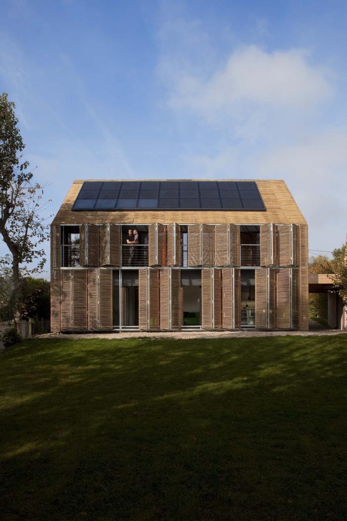 Les 10 plus belles maisons cologiques fran aises architectes paris - Maison passive design ...