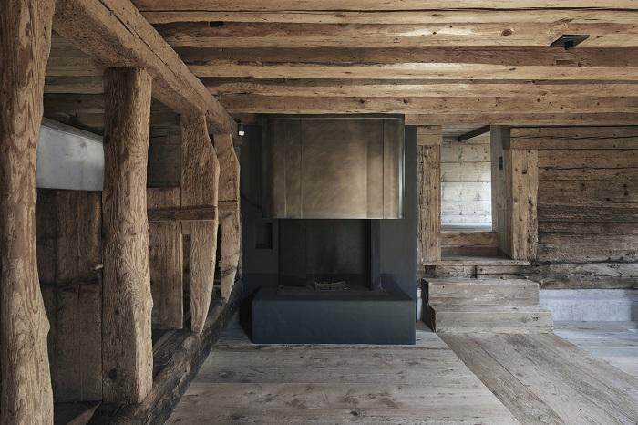 Les 10 plus beaux chalets des alpes architectes paris for Architecte renovation ferme
