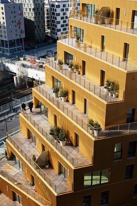 Les 10 logements sociaux dans lesquels vous r veriez d for Architecture des batiments