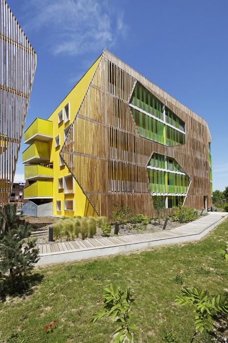 Les 10 logements sociaux dans lesquels vous r veriez d for Cout construction neuf