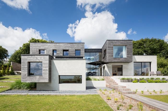 10 Superbes Maisons Qui Changeront Votre Id E De L 39 Architecture En Bretagne Architectes Paris