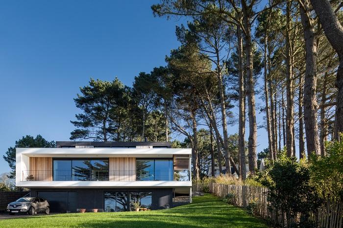 Bien-aimé Maison D Architecte 100 000 Euros. Dans La Vienne Au Sein Duun  SZ17