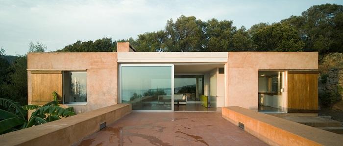 Les 10 plus belles maisons de vacances de france House with movable walls