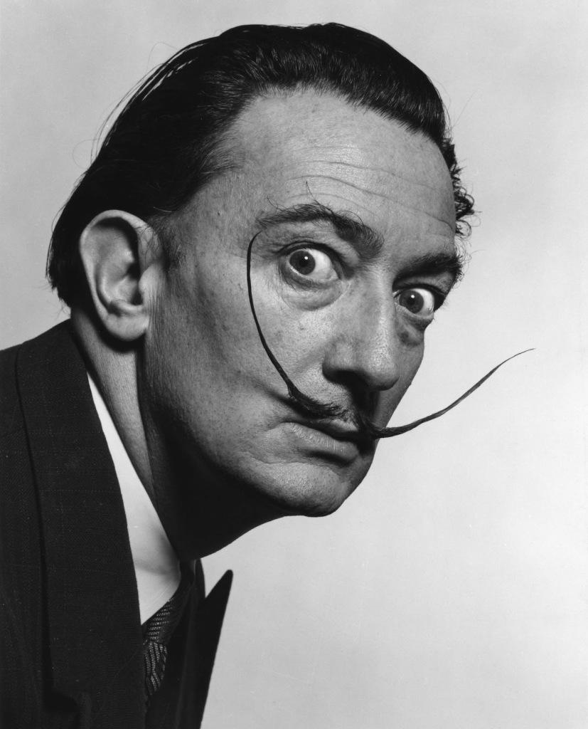 Salvador-Dalí-peintre-espagnol