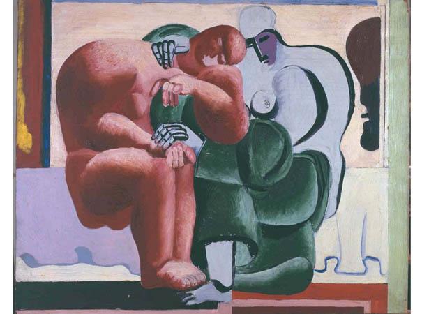 Le corbusier- Femmes assises
