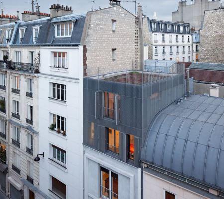 Paris archives architectes paris for Maison de la mode paris
