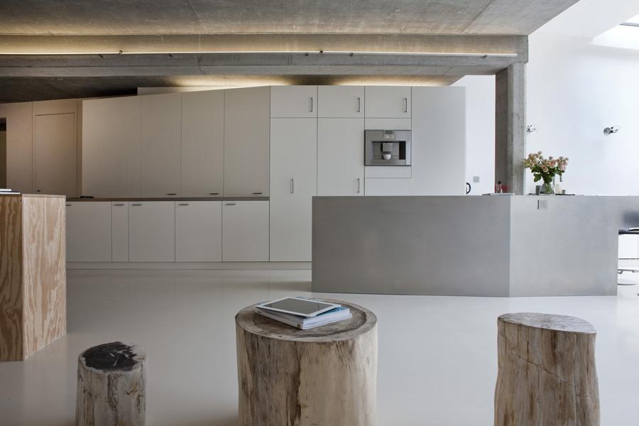 plus beaux lofts : Olivier Chabaud, Loft LK vue de l'interieur