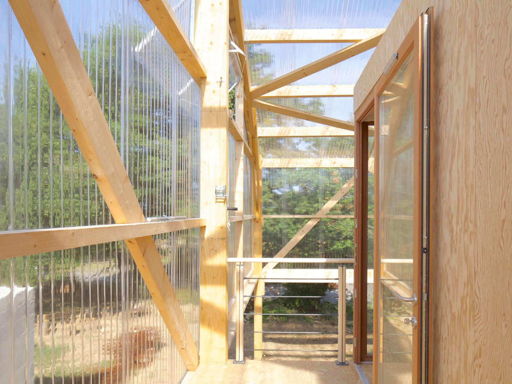 plus belles maisons : Maison D détail de la porte