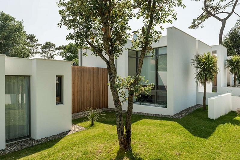plus belles maisons : Maison VLV vue de l'exterieur