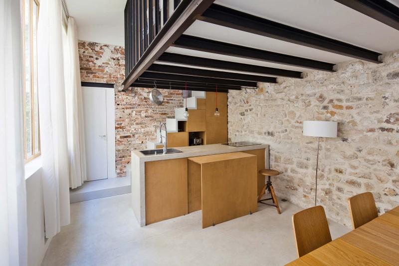 plus beaux lofts : atelier-transforme-en-loft-paris