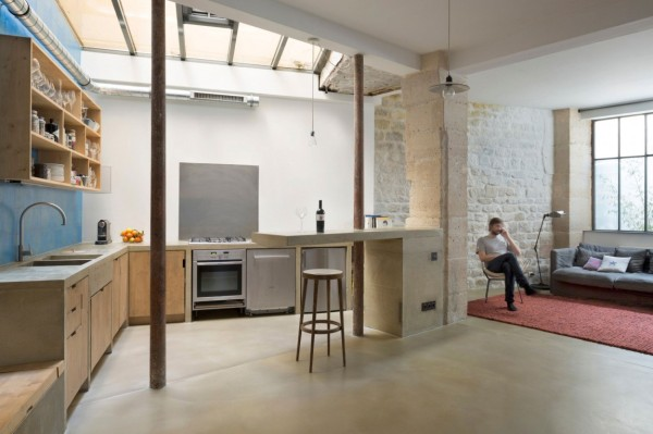 Les 10 plus beaux lofts de paris architectes paris - Loft et associes paris ...