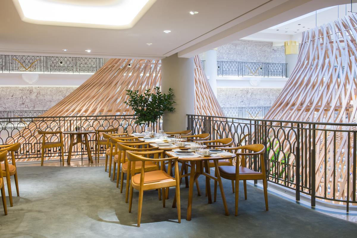 les 10 plus belles boutiques parisiennes architectes paris. Black Bedroom Furniture Sets. Home Design Ideas