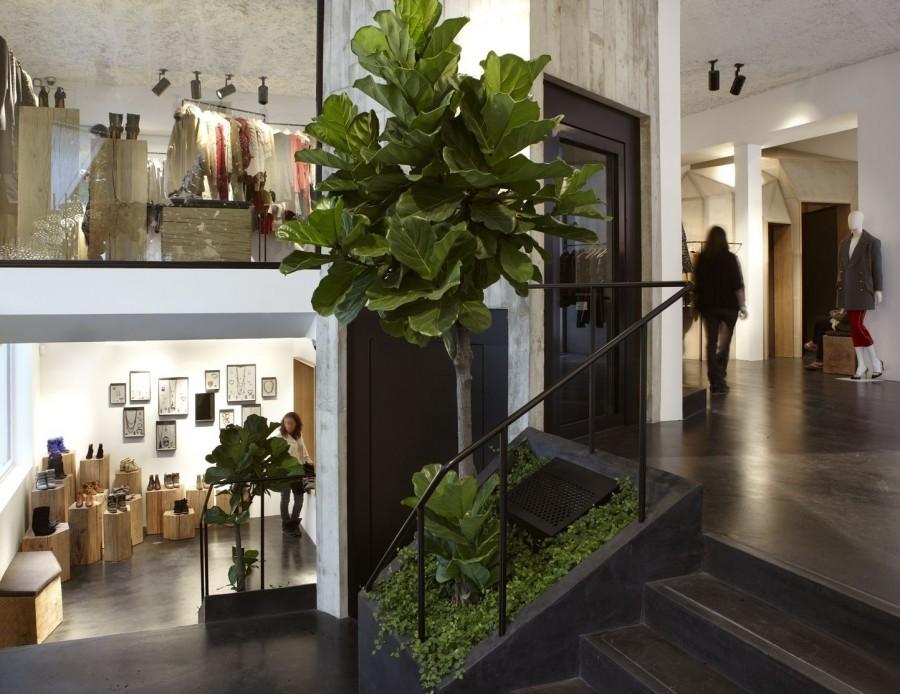 Boutique Isabel Marant, Paris vue de l'interieur