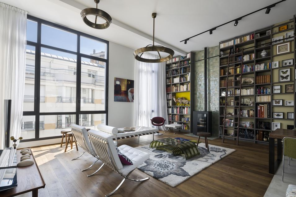 Les 10 plus belles maisons de paris architectes paris for Architecture contemporaine paris