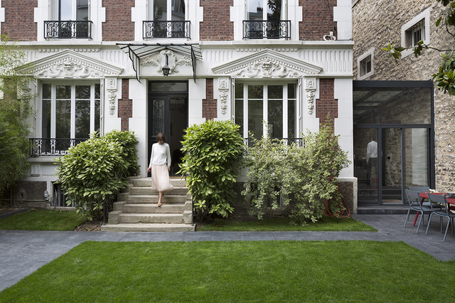 Les 10 plus belles maisons de paris architectes paris for Maison d architecte paris