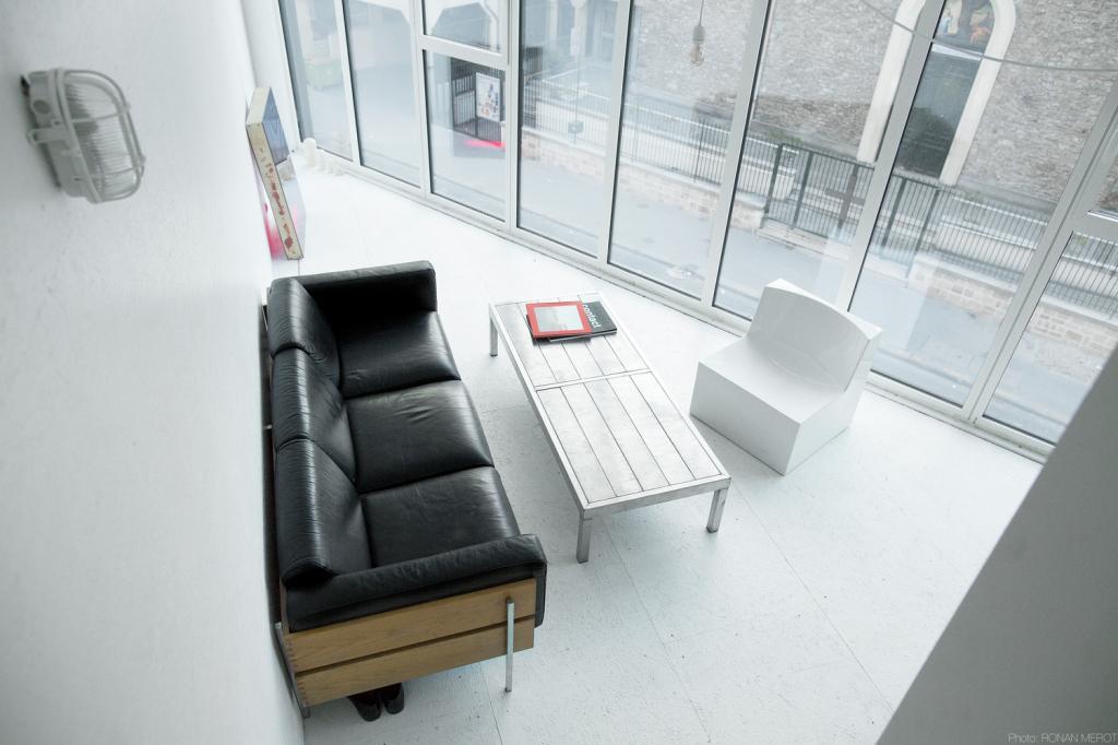 Plus belles maisons de paris : projet de BUMP Architecte vue de l'intérieur