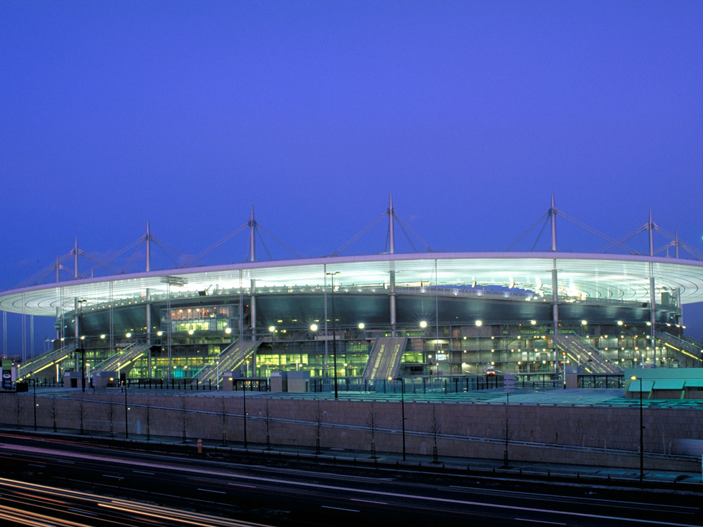stades de l'euro 2016 : Paris, stade de France