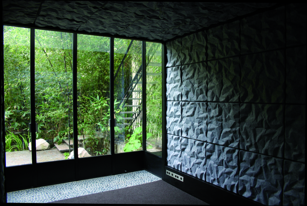 Hôtels particuliers de Paris : réalisé par atelier dupont, vue de l'intérieur