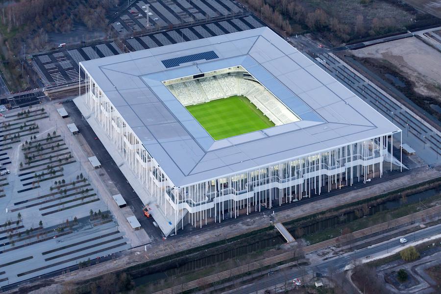 stades de l'euro 2016 : Bordeaux