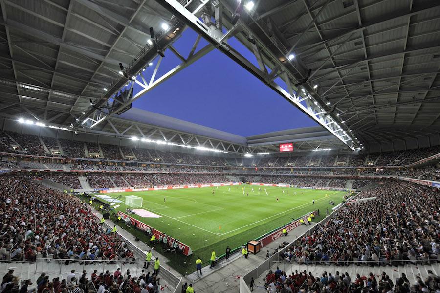 stades de l'euro 2016 : lille