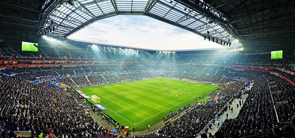 stades de l'euro 2016 : Lyon