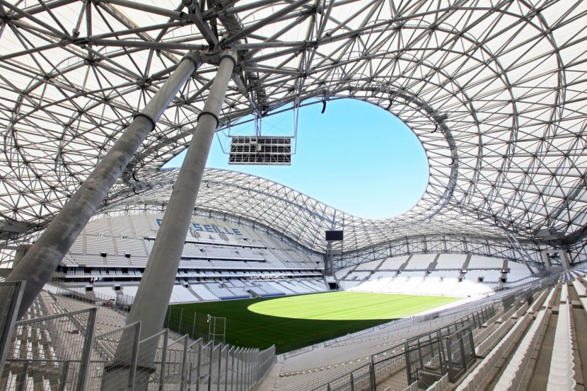 stades de l'euro 2016 : Marseille