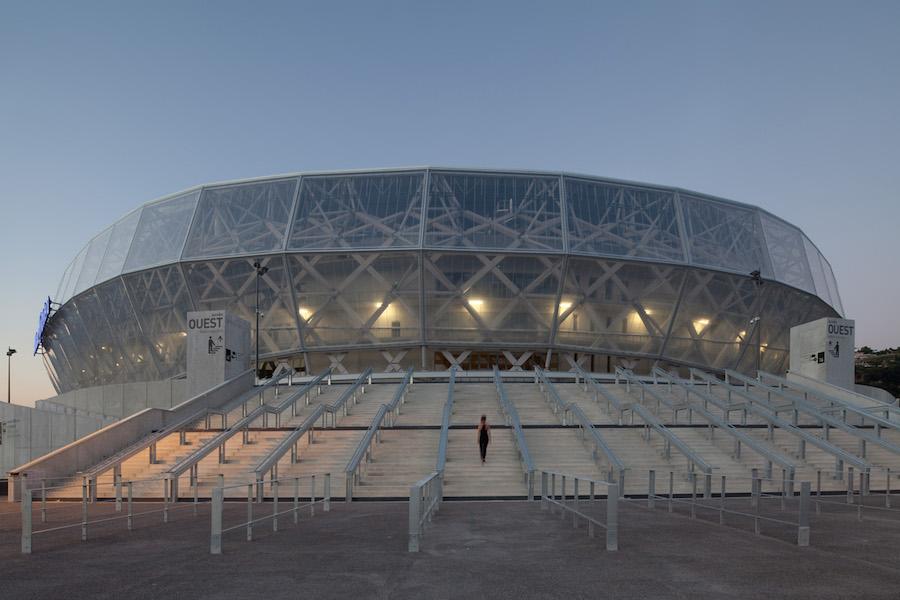 stades de l'euro 2016 : Nice