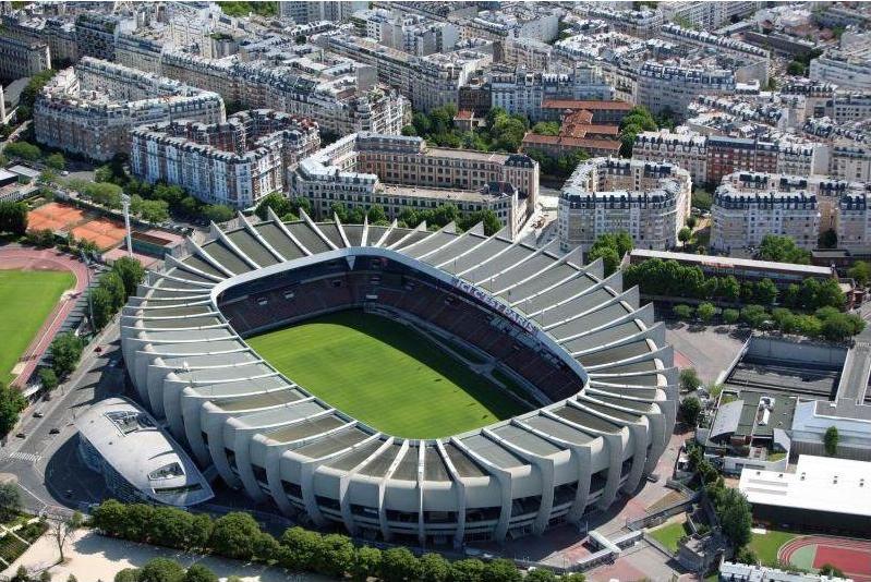 stades de l'euro 2016 : Paris, parc des princes