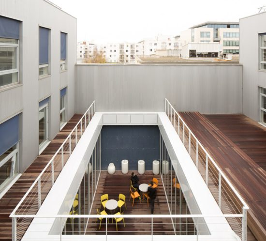 Paris archives architectes paris for Reconversion architecte