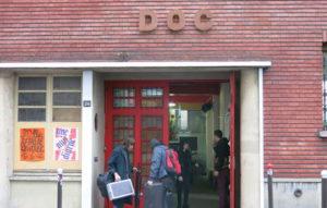 40 artistes ont investi un lycee desaffecte depuis 10 ans rue du Docteur-Potain (19e). Mais ils sont menaces d'expulsion le 26 decembre. La nouvelle presidente de region se saisira du dossier la semaine prochaine.