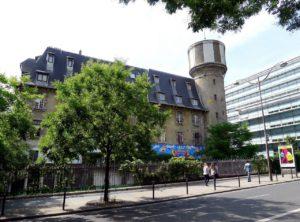 les frigos sont d'anciens entrepots frigorifique. Cet espace en transition acceuille de nombreux artistes au sein du XIIIième arrondissement !