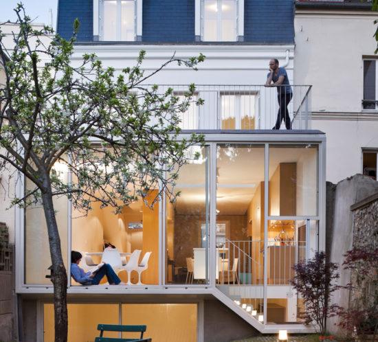 Architectes paris nos conseils pour r ussir vos projets - Les plus belles renovations de maisons ...