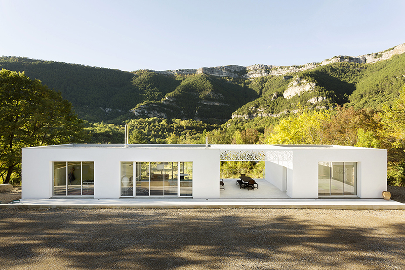 France les 10 plus belles maisons d 39 architectes de 2016 for La maison france 5 architecte