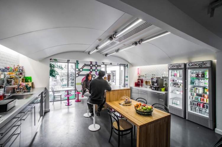 Google_bureau_entreprise_fun_serioux_resto_cuisine