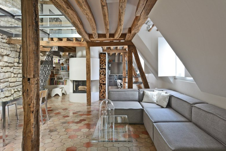 Madeleine_Loft_Appartment_Ateliers_Michael_Herman