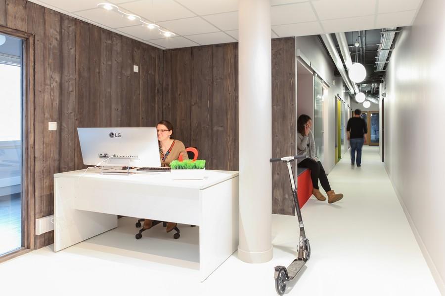 Startup ou entreprises les 10 bureaux effet WAOUW