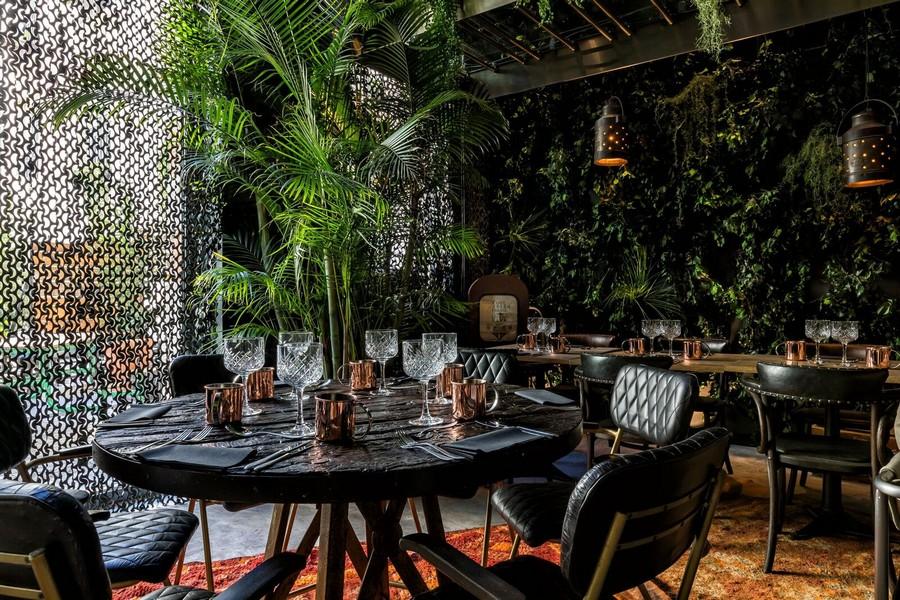 Apr s restaurant du kube h tel la bonne adresse for Hotel branche a paris