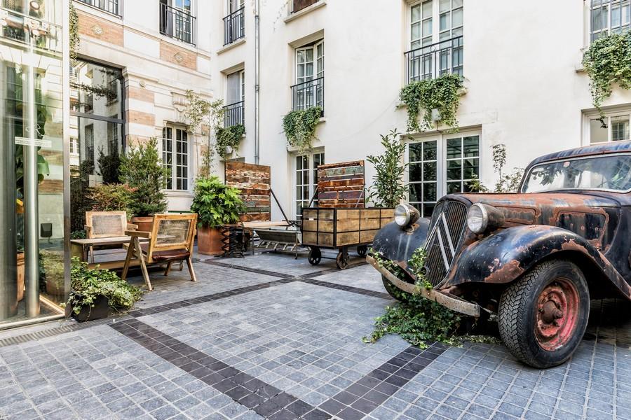 Kube_bar_resto_restaurant_apres_paris_architecture_lifestyle_branché_terrasse_cour_végétale